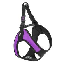 Gooby Escape Proof Easy Fit Dog Harness - Purple