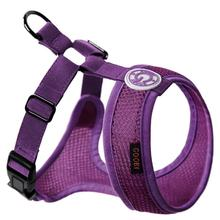 Gooby Freedom Dog Harness II - Purple