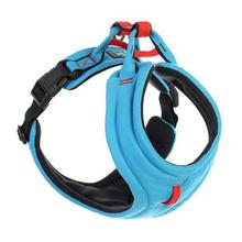 Gooby Lite Gear Dog Harness - Blue