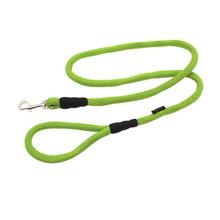 Gooby Mesh Fabric Dog Leash - Green
