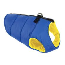 Gooby Padded Dog Vest - Blue