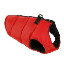 Gooby Padded Dog Vest - Red