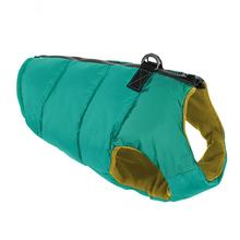 Gooby Padded Dog Vest - Turquoise