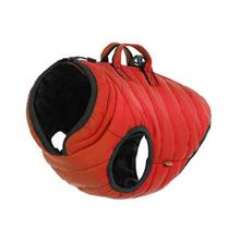 Gooby Padded Lift Dog Vest - Red