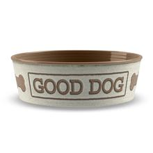Good Dog Pet Bowl by TarHong - Natural