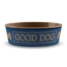 Good Dog Pet Bowl by TarHong - Indigo