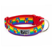 Rainbow Paws Wide Clip Adjustable Dog Collar