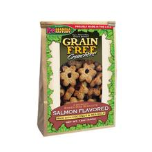 Grain Free Crunchers Dog Treat - Atlantic Salmon with Coconut & Sea Kelp