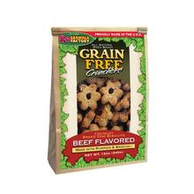 K9 Granola Factory Grain Free Crunchers Dog Treat - Dried Beef with Pumpkin & Broccoli