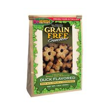 Grain Free Crunchers Dog Treat - Savory Duck with Apple & Cranberry