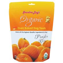Grandma Lucy's Organic Oven Baked Dog Treat - Pumpkin