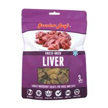Grandma Lucy's Singles Freeze Dried Liver Cat & Dog Treats