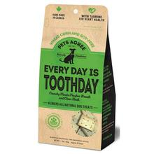 Granville Pets Agree Everyday is Tooth Day Biscuits Dog Treats - Breath