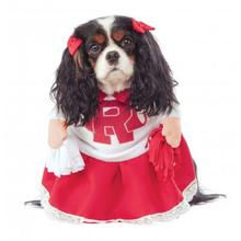 Grease Walking Rydell High Cheerleader Dog Costume by Rubies