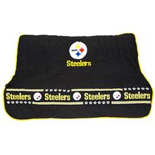 Pittsburgh Steelers Dog Car Seat Cover