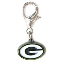 Green Bay Packers Logo Dog Collar Charm