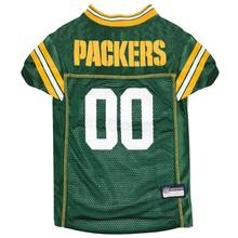 Green Bay Packers Officially Licensed Dog Jersey by Pets First