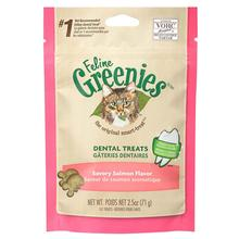 Greenies Feline Dental Cat Treats - Savory Salmon