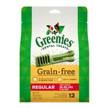 Greenies Grain Free Dental Dog Chews - Regular Dog Size