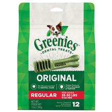 Greenies Original Dental Dog Chews - Regular Dog Size