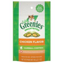 Greenies Smartbites Hairball Control Cat Treats - Chicken