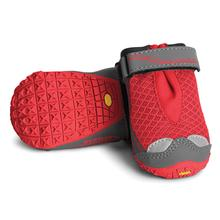 Grip Trex Dog Boots by RuffWear - 2 Pack - Red Currant