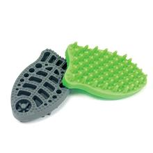 Groomie Multi-purpose Silicone Cat Brush by FFD Pet