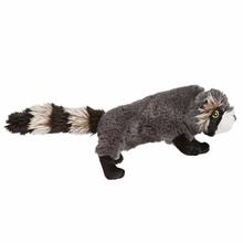 Grriggles Backwoods Buddy Dog Toy - Raccoon