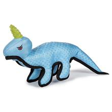 Grriggles Dimple Dino Tog Toy- Blue