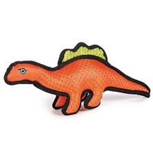 Grriggles Dimple Dino Tog Toy- Orange