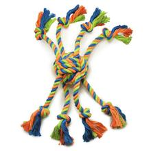 Grriggles Mighty Bright Rope Dog Toy - Crazy Eight
