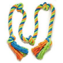Grriggles Mighty Bright Rope Dog Toy - Snake