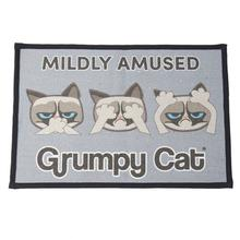 Grumpy Cat Hear/See/Speak No Evil Tapestry Placemat