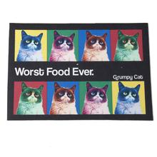 Grumpy Cat Pop Art Tapestry Placemat