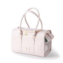 Grand Voyager Dog Carrier by Hello Doggie - Blush