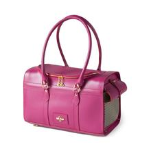 Grand Voyager Dog Carrier by Hello Doggie - Fuchsia