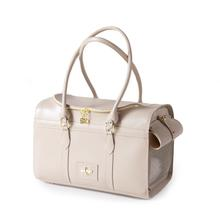 Grand Voyager Dog Carrier by Hello Doggie - Cream
