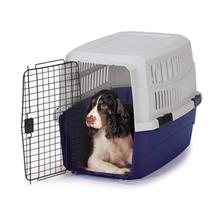 Guardian Gear Contain Me Pet Crate - Blue