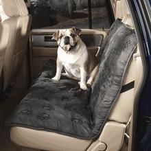 Guardian Gear Pawprint Seat Covers - Charcoal