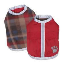 Guardian Gear Sub-Zero Dog Blanket Coat - Red