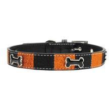 Halloween Ice Cream Bone Dog Collar