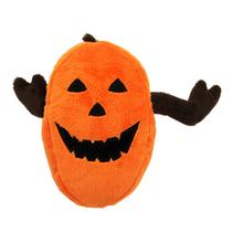 Halloween Topper Dog Toy - Pumpkin