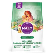 HALO Holistic Adult Dog Food - Garden of Vegan