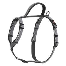 Halti Walking Dog Harness - Black and Gray
