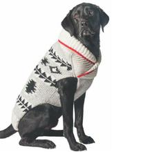 Handmade Jackson Wool Dog Sweater