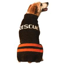 Handmade Rescue Wool Dog Sweater