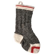 Handmade Wool Christmas Dog Stocking - Boyfriend