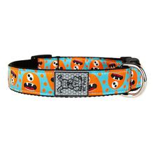 Hangry Monster Adjustable Clip Dog Collar By RC Pet