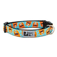 Hangry Monster Adjustable Clip Dog Collar By RC Pets