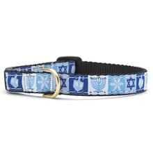 Hanukkah Cat Collar by Up Country